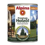 Alpina Premium Holzöl Teak 2,5 Liter  001