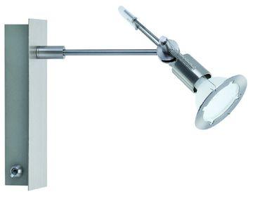 Paulmann Spotlights Tangens Balken 1x35W GU5,3 Nickel