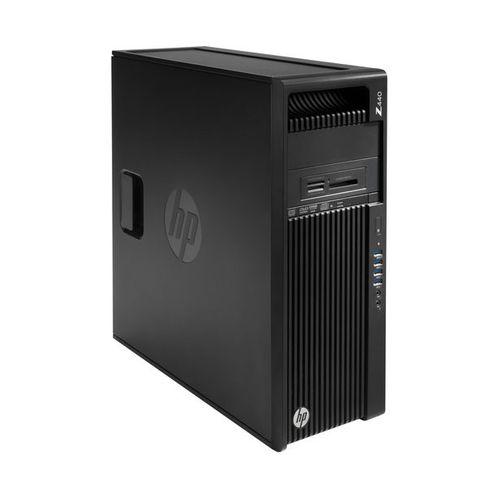 HP Z440 Workstation - Xeon Quad Core E5-1603 v3 2,8 GHz (32GB RAM / 256GB SSD / Nvidia Quadro K4200)