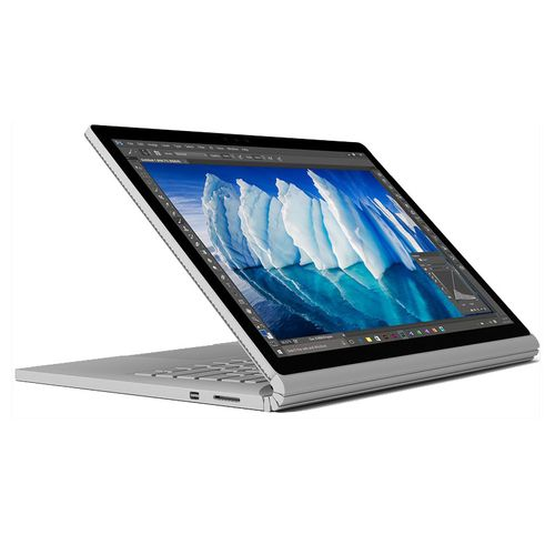 Microsoft Surface Book - Core i5 6300U 2,4 GHz - (8GB RAM / 256GB SSD / NVIDIA GTX 940M) ohne Stift B-Ware