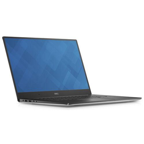Dell Precision 5510 - Core i5 6300HQ (8GB RAM / 512 GB SSD / Quadro M1000M) Französische Tastatur B-Ware