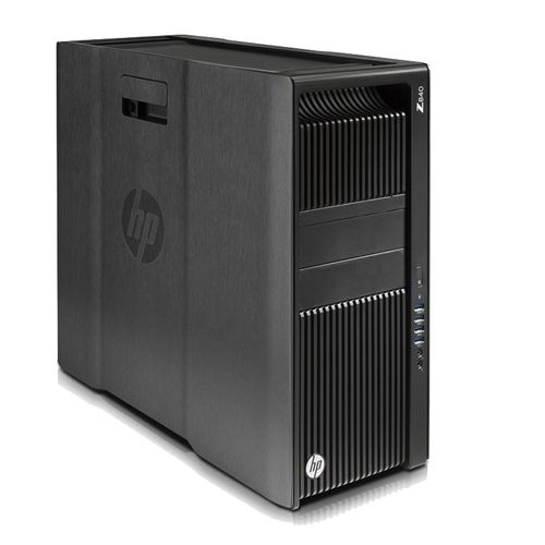 HP Z840 Workstation - 2x Intel Xeon E5-2623 v3 3,0GHz (128GB RAM / Nvdia Quadro K4200 / 512GB SSD) B-Ware