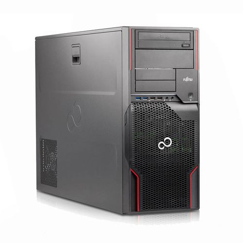 Fujitsu Celsius R920 Workstation - 2x Xeon Octa Core E5-2687W 3,1 GHz (32 GB RAM / Nvidia Quadro 4000)