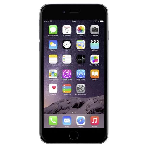 Apple iPhone 6 - Spacegray - ohne Simlock