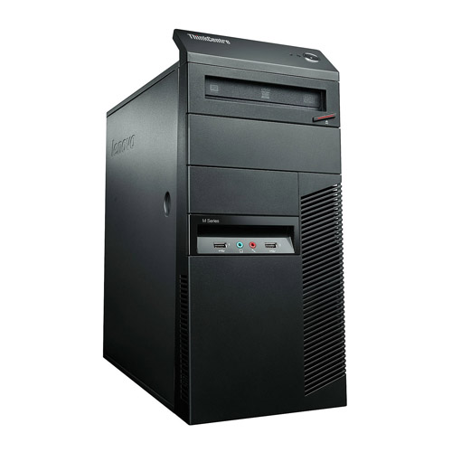 Lenovo ThinkCentre M83p MT - Core i5 4590 3,3 GHz (250 GB SSD / 8GB RAM)