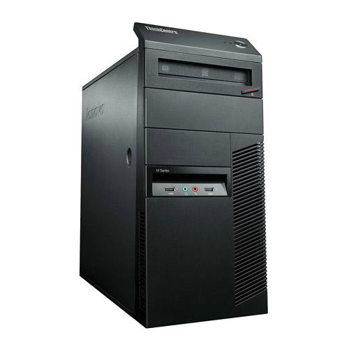 Lenovo ThinkCentre M83 MT - Pentium G3220 3,0 GHz (500 GB HDD / 4GB RAM)