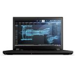 Lenovo ThinkPad P51 - i7 7820HQ 2,9 GHz (Nvidia Quadro M2200 / 512 GB SSD / 32 GB RAM / US QWERTY) Herstellergarantie