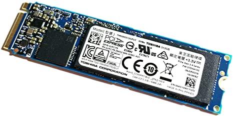 Toshiba THNSN5512GPU7 512GB SSD m.2 NVMe PCIe 3.0 SSD (00JT051 / SSD0F66193)