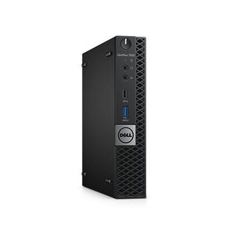 Dell Optiplex 7050 Micro - Core i5 6600 3,3 GHz (256 GB SSD / 8 GB RAM)
