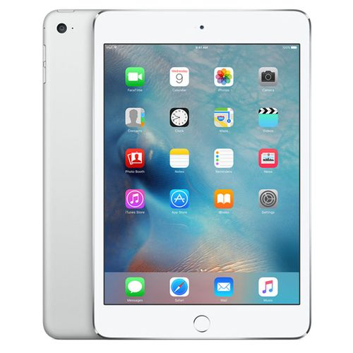 Apple iPad mini 4. Generation - Silver