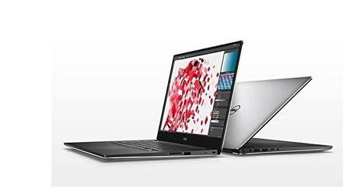Dell Precision 5520 silver-gray - Core i7 7820HQ 2,9GHz  (1TB SSD / 32GB RAM / Nvidia Quadro M1200 / Full HD)