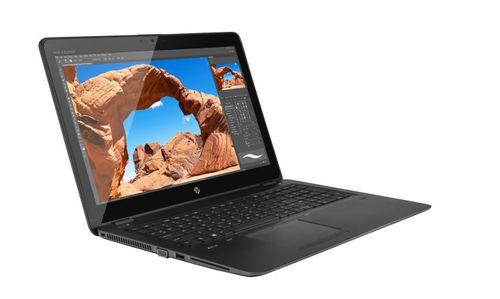 HP ZBook 15u G4  Core i7 7500U 2,7 GHz (512 GB SSD / 16 GB DDR4 RAM / AMD FirePro W4190M)
