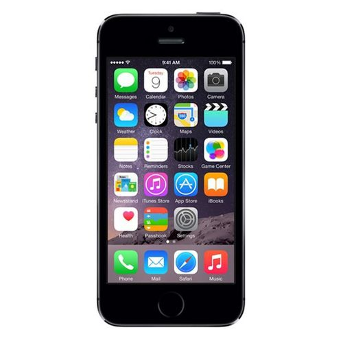 Apple iPhone 5s - SpaceGray - ohne Simlock B-Ware