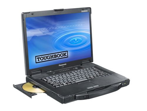 Panasonic Toughbook CF-52 (CF-52PFNBVPG) Core i5 520M 2,4 GHz (B-Ware)