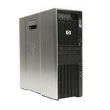 HP Z600 Workstation - 2x Quadcore Xeon X5550 2,67 GHz (8GB RAM / NVS 295)