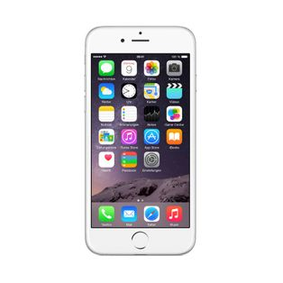 Apple iPhone 6 Plus - silver - ohne Simlock (B-Ware)