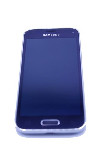 Samsung Galaxy S5 mini - SM-G800F - 16GB - schwarz - ohne Simlock B-Ware