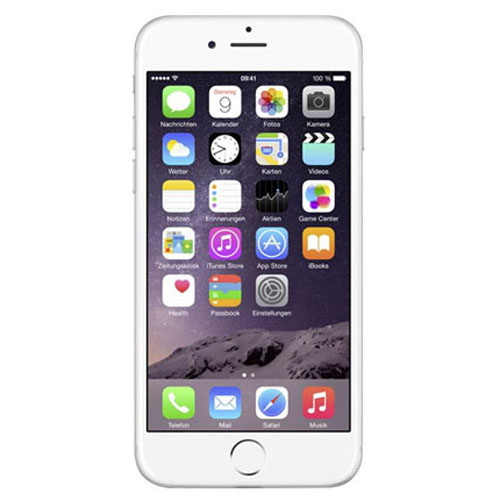 Apple iPhone 6s A1688 - silver - ohne Simlock B-Ware