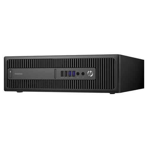 HP EliteDesk 800 G1 SFF - Core i5 4590 3,3 GHz (128GB SSD / 8GB RAM)