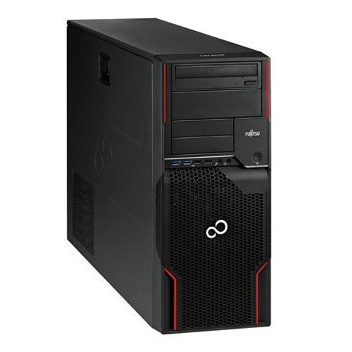 Fujitsu Celsius M720 - Quad Core Xeon E5-1620 3,6 GHz (Nvidia Quadro NVS 300)