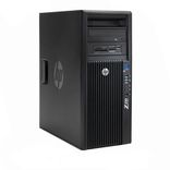 HP Z420 Workstation - QuadCore Xeon E5-1620 3,6 GHz (128GB SSD / Nvidia Quadro 2000)