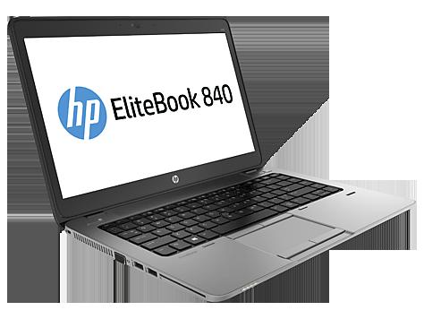 HP EliteBook 840 G1 Ultrabook - Core i5 4300U 1,9 GHz (8GB RAM / 128GB SSD)