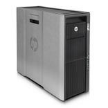 HP Z820 Workstation - 2x Xeon E5-2637 v2 3,5 GHz (Nvidia Quadro K4000 / 160GB RAM)