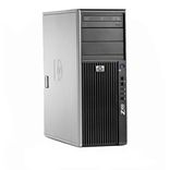 HP Z400 Workstation - Quadcore Xeon W3520 2,67 GHz (Nvidia Quadro 4000)
