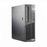 Lenovo ThinkCentre M93P SFF - Core i7 4770 3,4 GHz (240GB SSD / 16GB RAM)