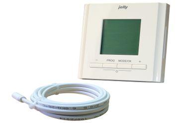 Jollytherm 00132 Thermostat Comfort unter Putz Regler Thermostat Fußbodenheizung