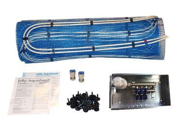 Jollytherm Aquaheat Professional Set Doppelrohr Warmwasser Fußbodenheizung – Bild 3