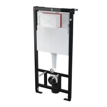 AlcaPlast AM101 WC Montageelement | Unterputz Spülkasten zur Wandmontage – Bild 2