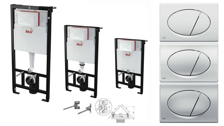 wc vorwand eck montagerahmen unterputz sp lkasten dr ckerplatte m7 85 100 120 ebay. Black Bedroom Furniture Sets. Home Design Ideas