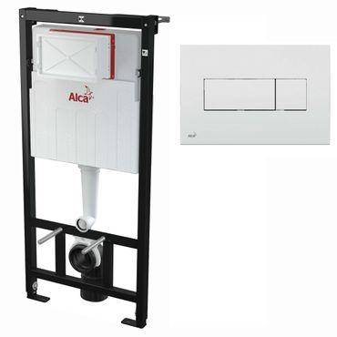 WC Montageelement zur Wandmontage mit Betätigungsplatte (Serie M37) – Bild 6