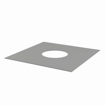 AlcaPlast AIZ1 Andichtmanschette / Abdichtflies 300x300mm (für Bodenabläufe) – Bild 1