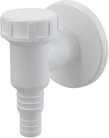 AlcaPlast APS2 Geräte Siphon DN32 | Abwasseranschluss für Waschmaschine, Spülmaschine etc.