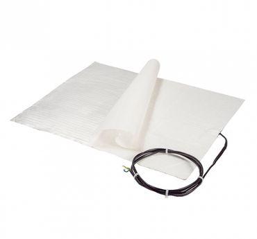 Antibeschlag selbstklebende Spiegelheizung | 35 W Heizfolie 42 x 50 cm – Bild 1
