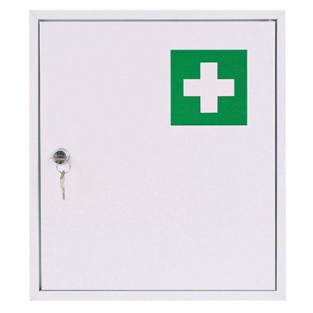 Metall Arzneischrank Medizinschrank Arzneimittelschrank Medikamentenschrank Neu – Bild 2