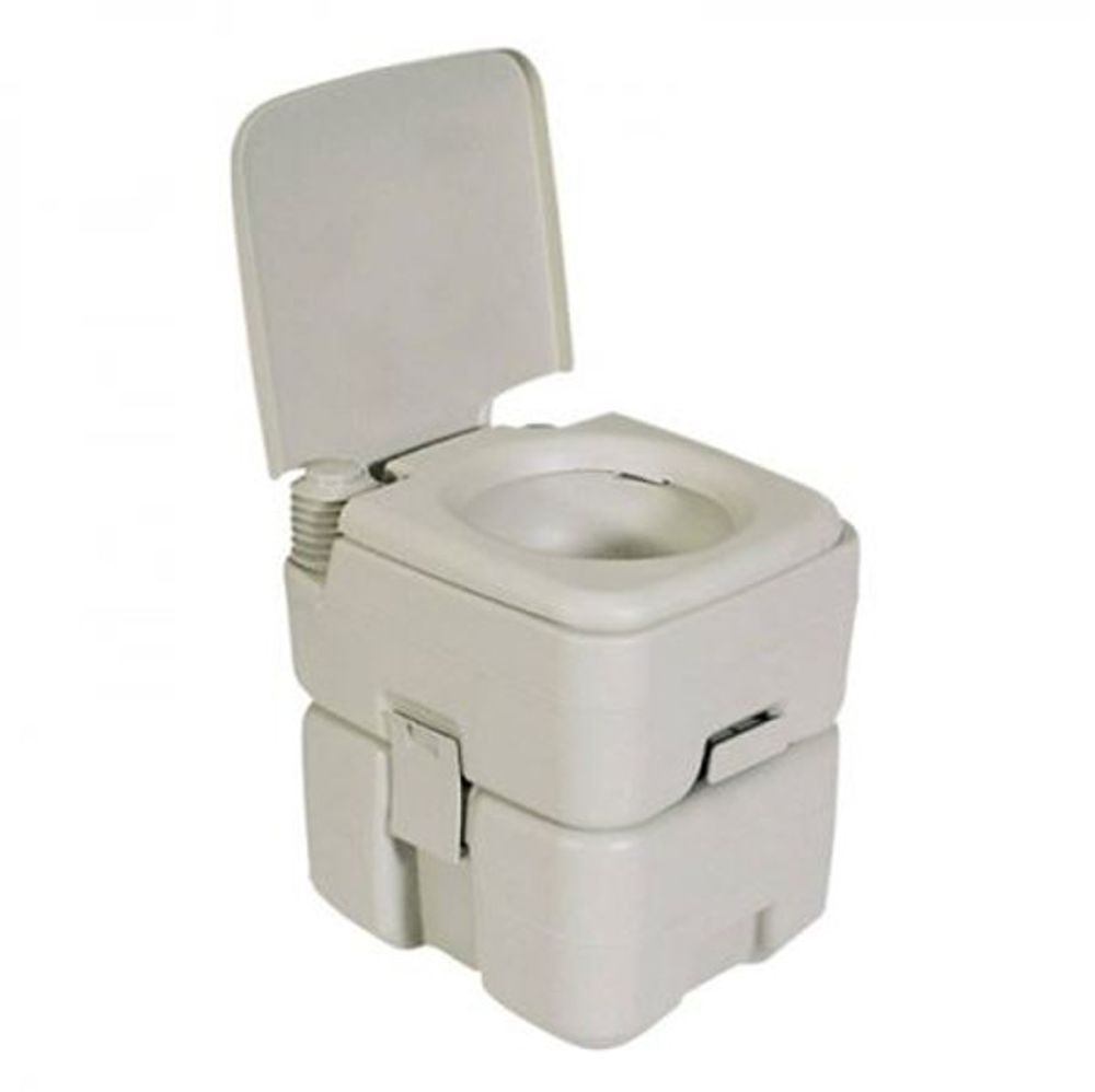 "Tragbare Camping-Toilette ""Double flush 20"""