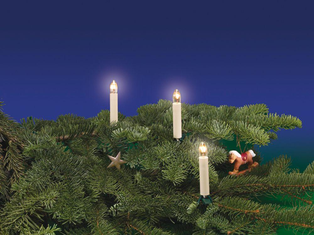 ROTPFEIL ROT Lichterkette 9691005000 Weihnachtske10tl Innen9691005000