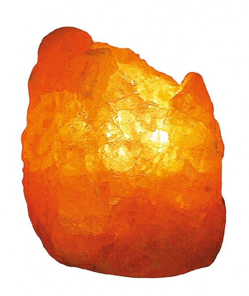 Salzkristallteelicht Salzkristalllampe Teelicht Kristallleuchte Salzkristall  – Bild 1