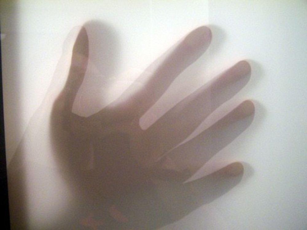 Milchglasfolie Fensterfolie weiss 75x300cm
