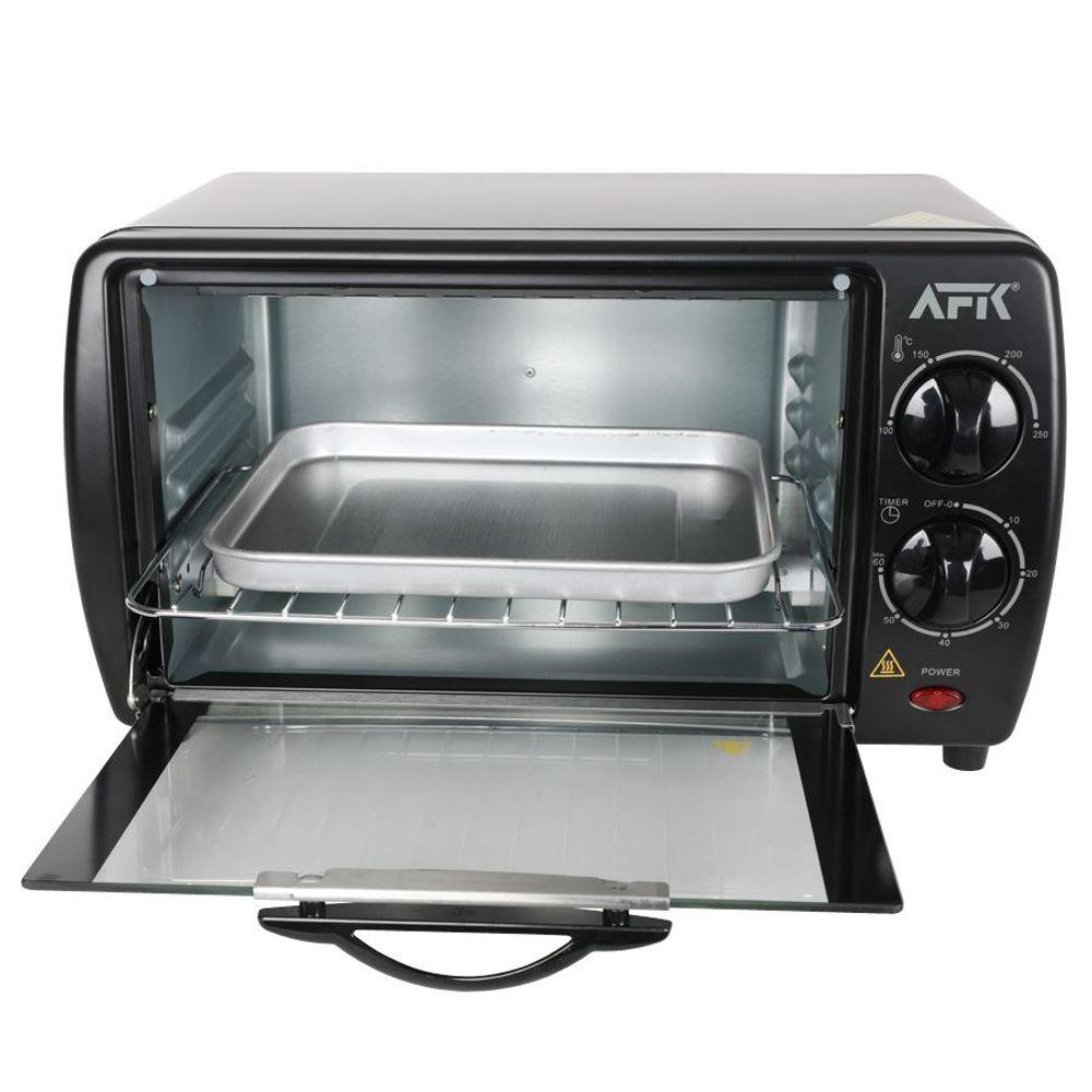 Minibackofen Grill Ofen Toaster Backblech Grillrost Pizzaofen Mini Backofen 12L – Bild 4