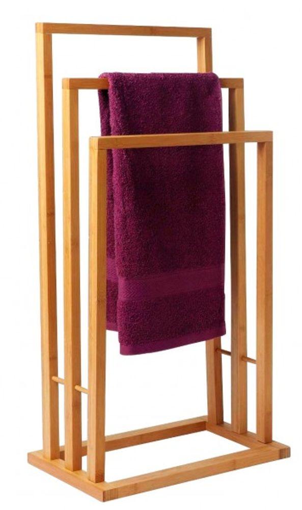 Bambus Handtuchständer Handtuchhalter