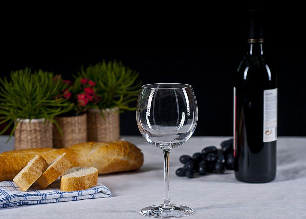 2er Set Cristal d'Arques Weingläser Weinglas Glas Wein neu – Bild 3
