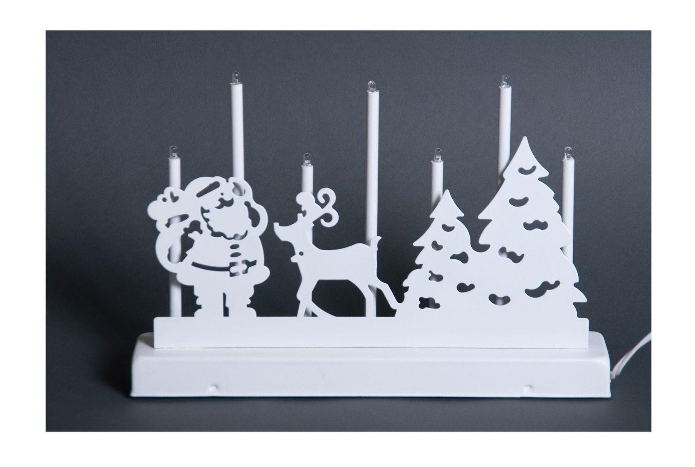 Weihnachtsdeko Aus Metall.Weihnachtsdeko Aus Metall Lichterbogen Fensterdeko