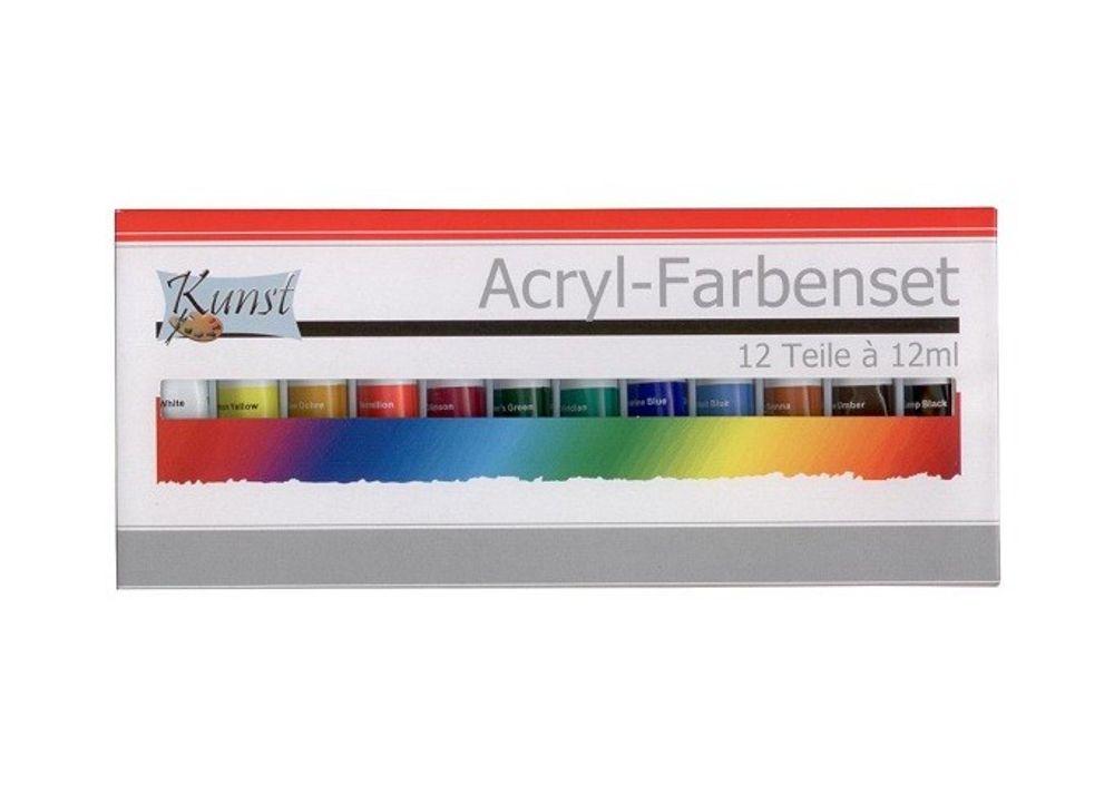 Acryl-Farbenset – Bild 1