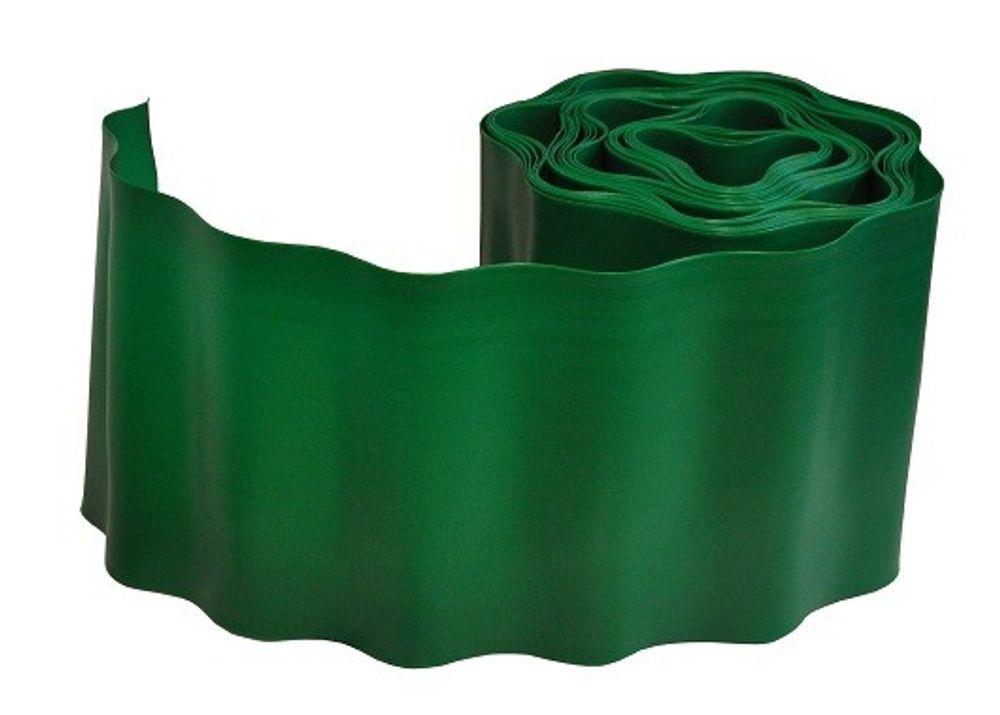 Plastik Rasenkanten Grün – Bild 1