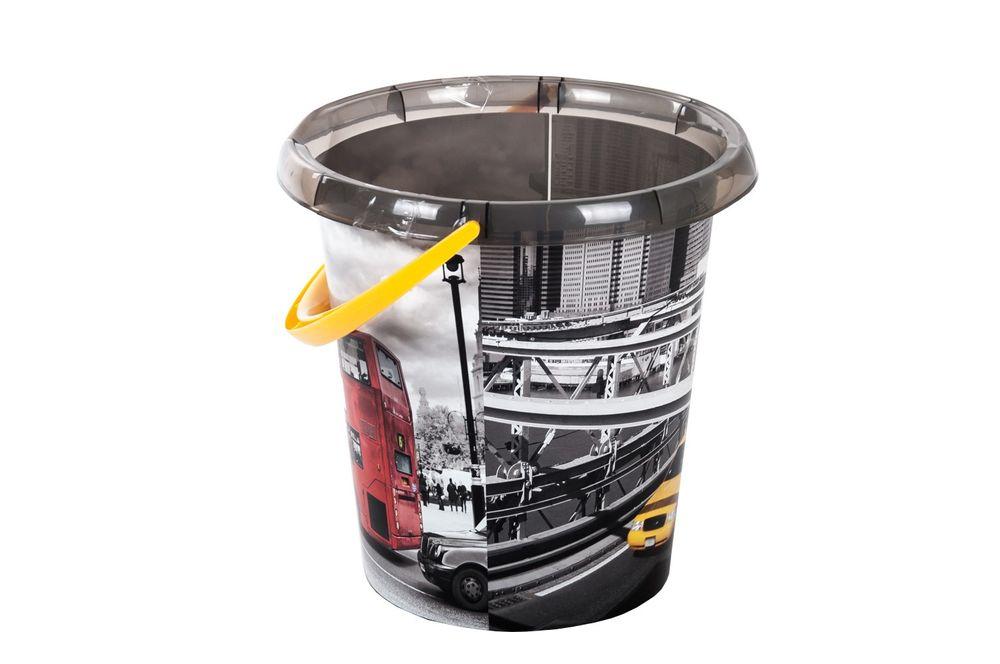 Zebra Motiveimer 12 Liter – Bild 4