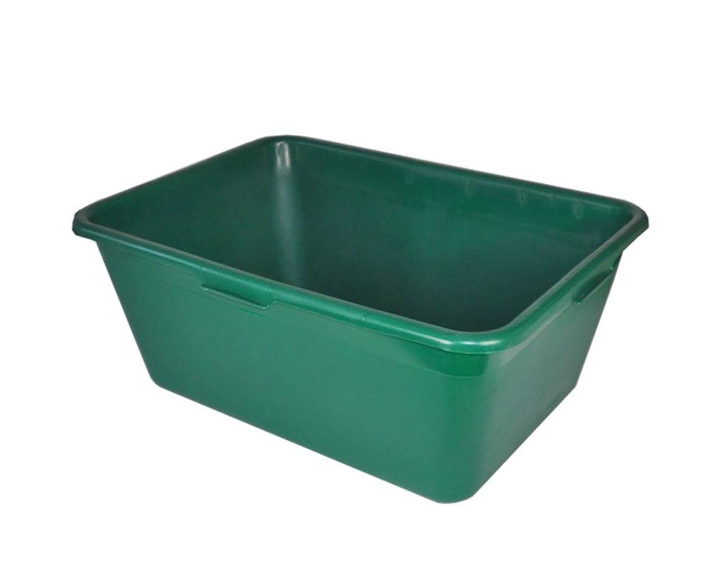 2er Set Jagdwanne Wildwanne  65 Liter grün